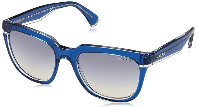 Ralph Lauren RALPH BY 0Ra5237 Gafas de sol, Blue Crystal, 53 para Mujer