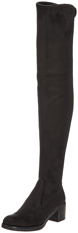Buffalo Damen 2865 Micro Strech Strech Strech Stiefel Schwarz (Negro 01 00) 95e211