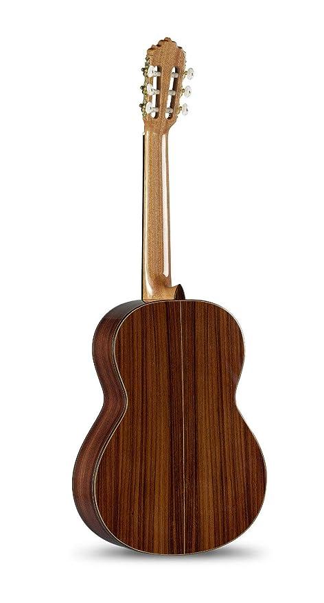Guitarra clásica Alhambra 5P Concierto: Amazon.es: Instrumentos ...