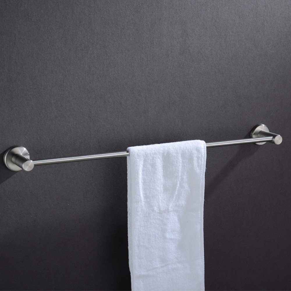 Yomiokla Bathroom Accessories - Kitchen, Toilet, Balcony and Bathroom Metal Towel Ring Hotel is a Full-Copper Works