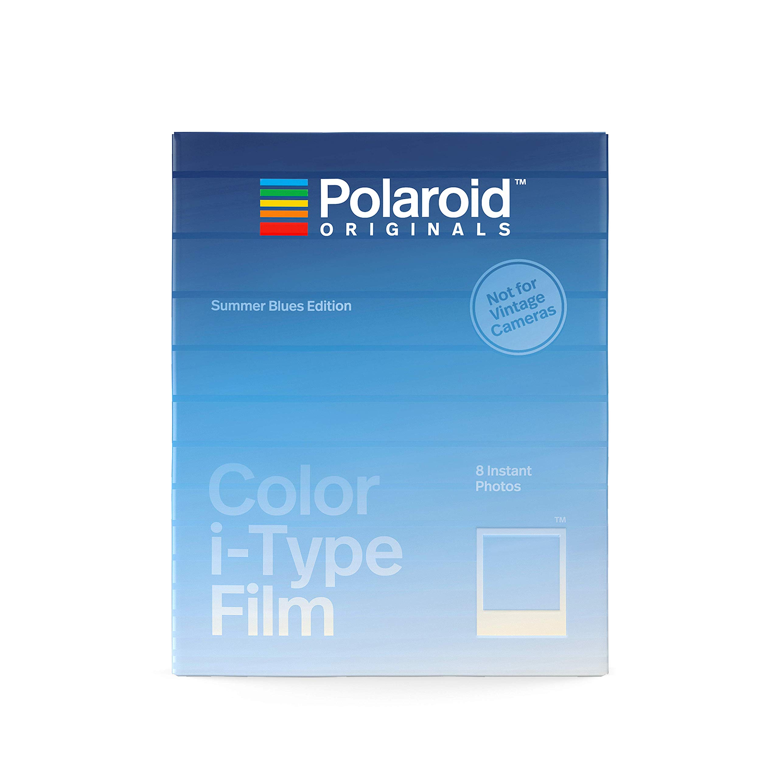 Polaroid Originals Color Film for I-Type - Summer Blues Limited Edition (4927) by Polaroid Originals