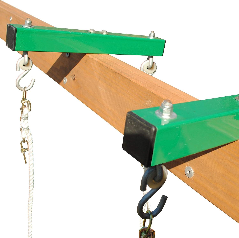 Creative Playthings Back to Back Glider w//Chain /& Glider Brackets