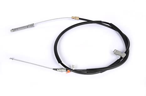 Cables ACDelco 22743005 GM Original Equipment Rear Driver Side Parking Brake Cable Assembly Brake System