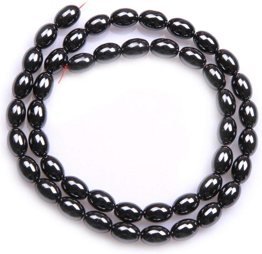 8-10mm Freeform Black Onyx Agate Beads Loose Gemstone Beads for Jewelry Making Strand 15 Inch 35-40pcs