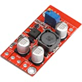 DROK DC Voltage Regulator Boost Converter 3-6V to 5-32V Step Up Volt Module Adjustable Positive Negative Dual Output