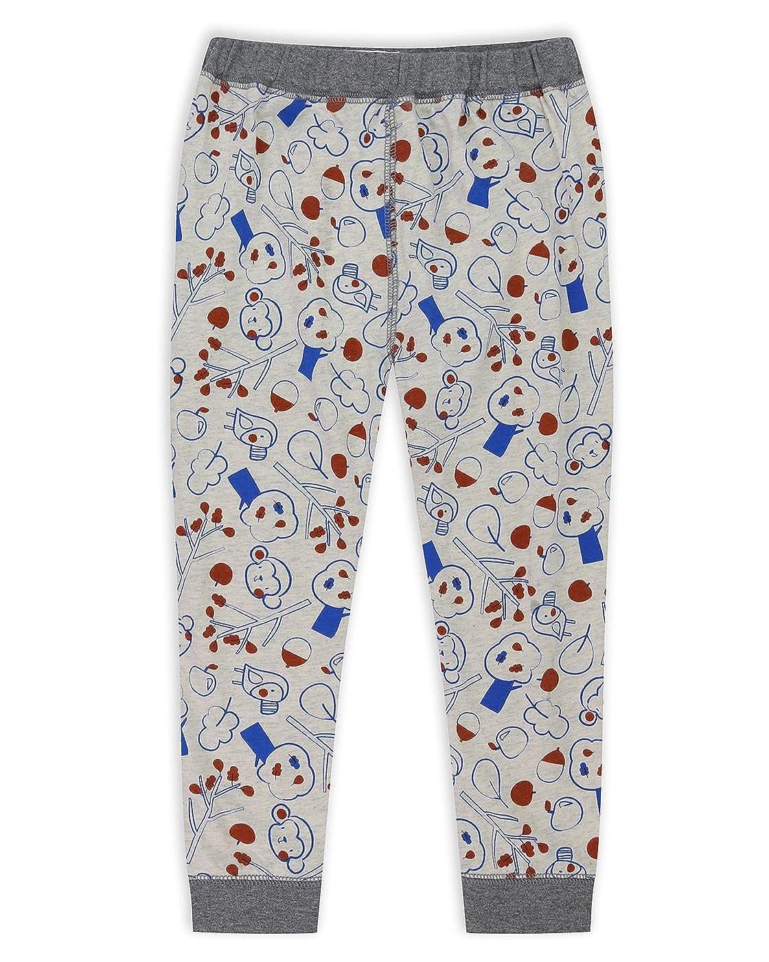 The Essential One - Infantil Niños Pijama Aventuras - Gris/Naranja - 5-6 años - EOT464: Amazon.es: Ropa y accesorios