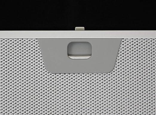 Plafoniere Per Cappe Da Cucina Professionali : Filtro alluminio per cappe faber mm amazon