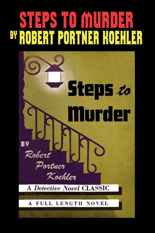 Read Online Steps to Murder PDF