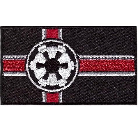 Titan One Europe Hook Fastener Imperial Flag Star Wars Galactic ...