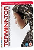 Terminator - The Sarah Connor Chronicles Seasons 1 and 2 [UK Import]