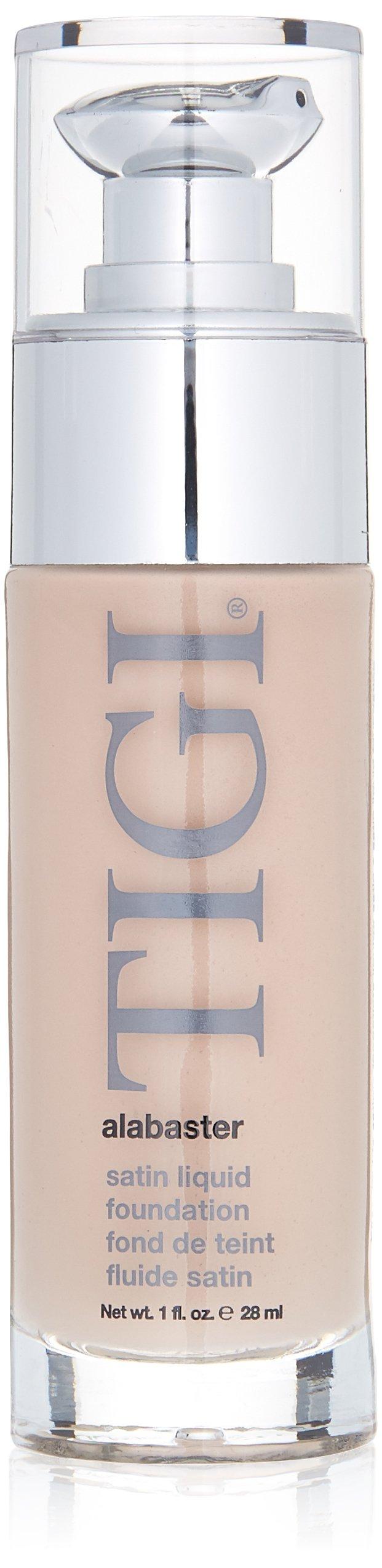 TIGI Satin Liquid Foundation for Women, Alabaster, 1 Ounce
