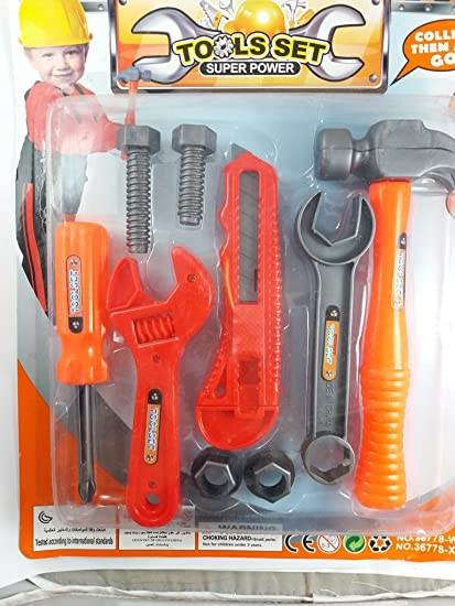 Buy 14 Pieces Carpenter Tools Set For Kids Play Tool Set For Kids