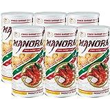 タイお土産 シュリンプチップス 6缶セット