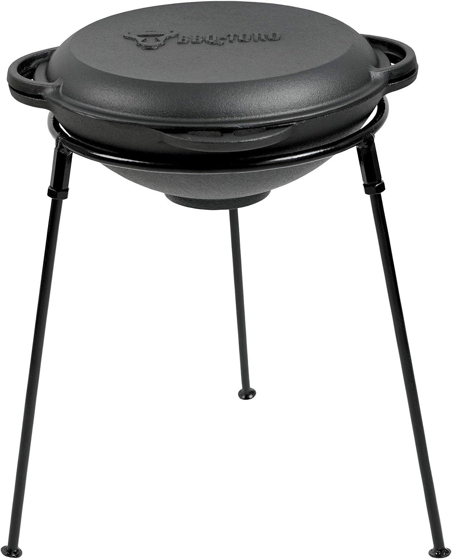 BBQ Toro Grille en fonte Ø 30 cm | Grille de cuisson