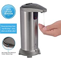 Amazon Best Sellers Best Bathroom Countertop Soap Dispensers