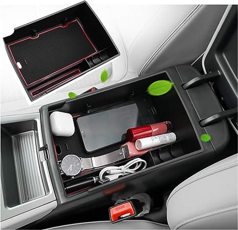 housesweet Organiseur de Console Centrale pour accoudoir de Voiture Compartiment /à Gants bo/îte de Rangement secondaire Accessoires de Voiture pour Mazda MX-5 RF Miata 2019