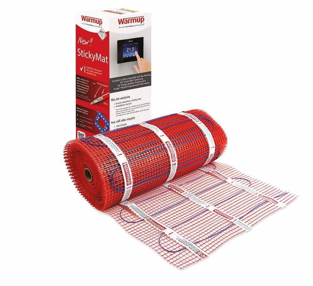 Warmup Stickymat 2SPM3 200W/m2 Warmup self-adhesive underfloor heating mat area 3sqm