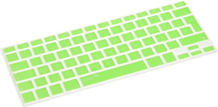 iCover Lifesaver - Protector para teclados de Apple, Color Verde