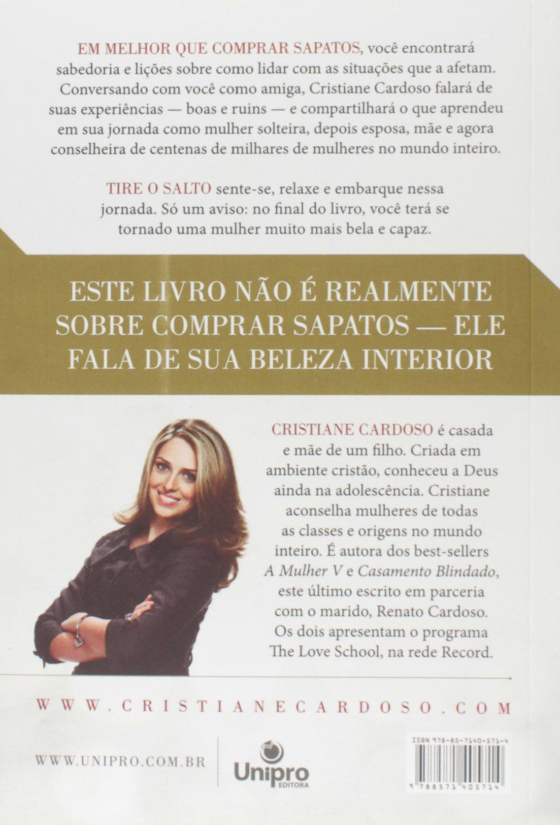 ab7804bf8a51e Melhor que Comprar Sapatos - 9788571405714 - Livros na Amazon Brasil