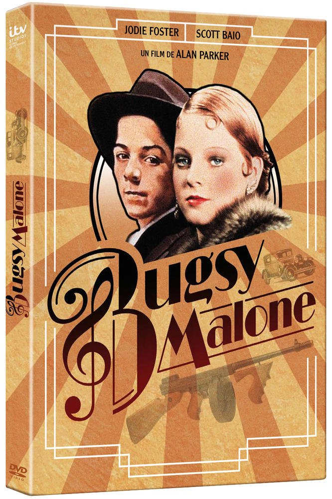 Bugsy malone [FR Import]: Amazon.de: Scott Baio, Jodie Foster ...