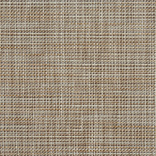 Elegant SL003 Beige Woven Sling Vinyl Mesh Outdoor Furniture Fabric By The Yard