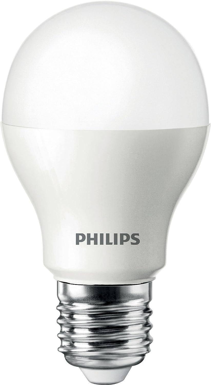 Philips 7,5 W Bombilla LED CorePro (48 Watt de repuesto) luz blanca cálida, E27 Edison tornillo: Amazon.es: Iluminación