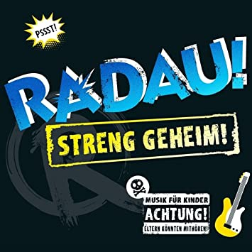 Streng Geheim! - Radau!: Amazon.de: Musik
