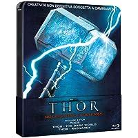 Thor Trilogia Steelbook (Limited Edition) (3 Blu Ray)
