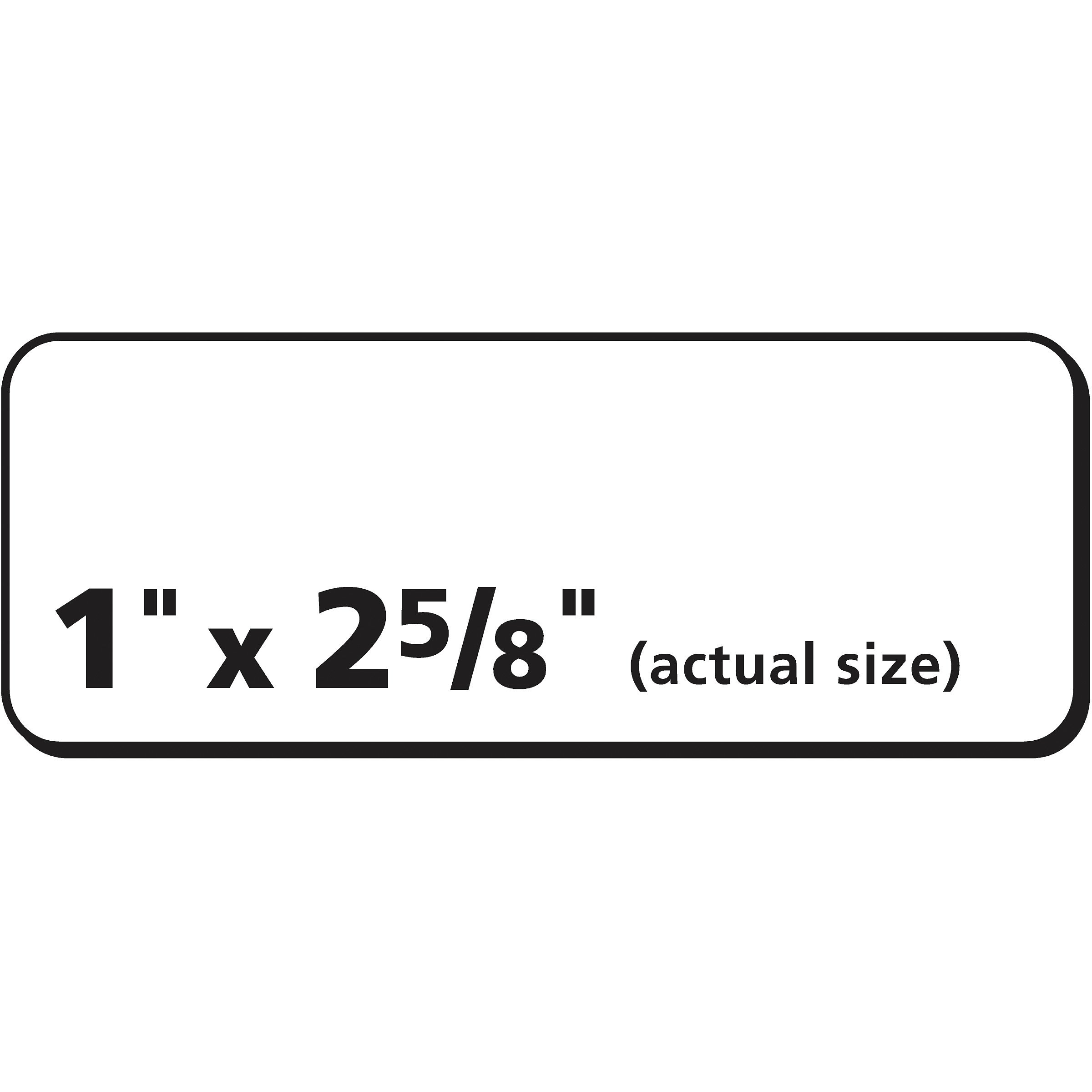 Avery Address Labels For Ink Jet Printers 8250 (20 Sheets) by Avery (Image #5)