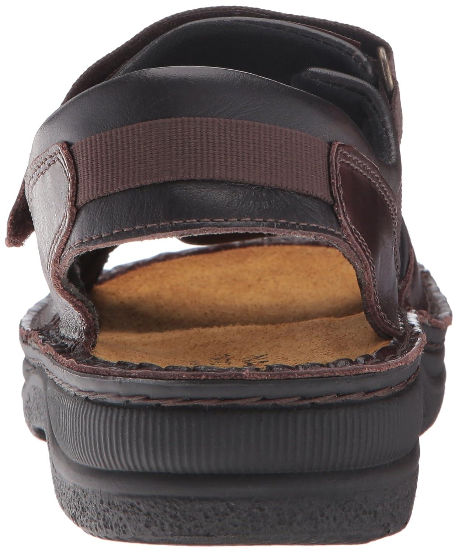 343b55edb1da Naot Men s Andes Flat Sandal Walnut  Amazon.ca  Shoes   Handbags