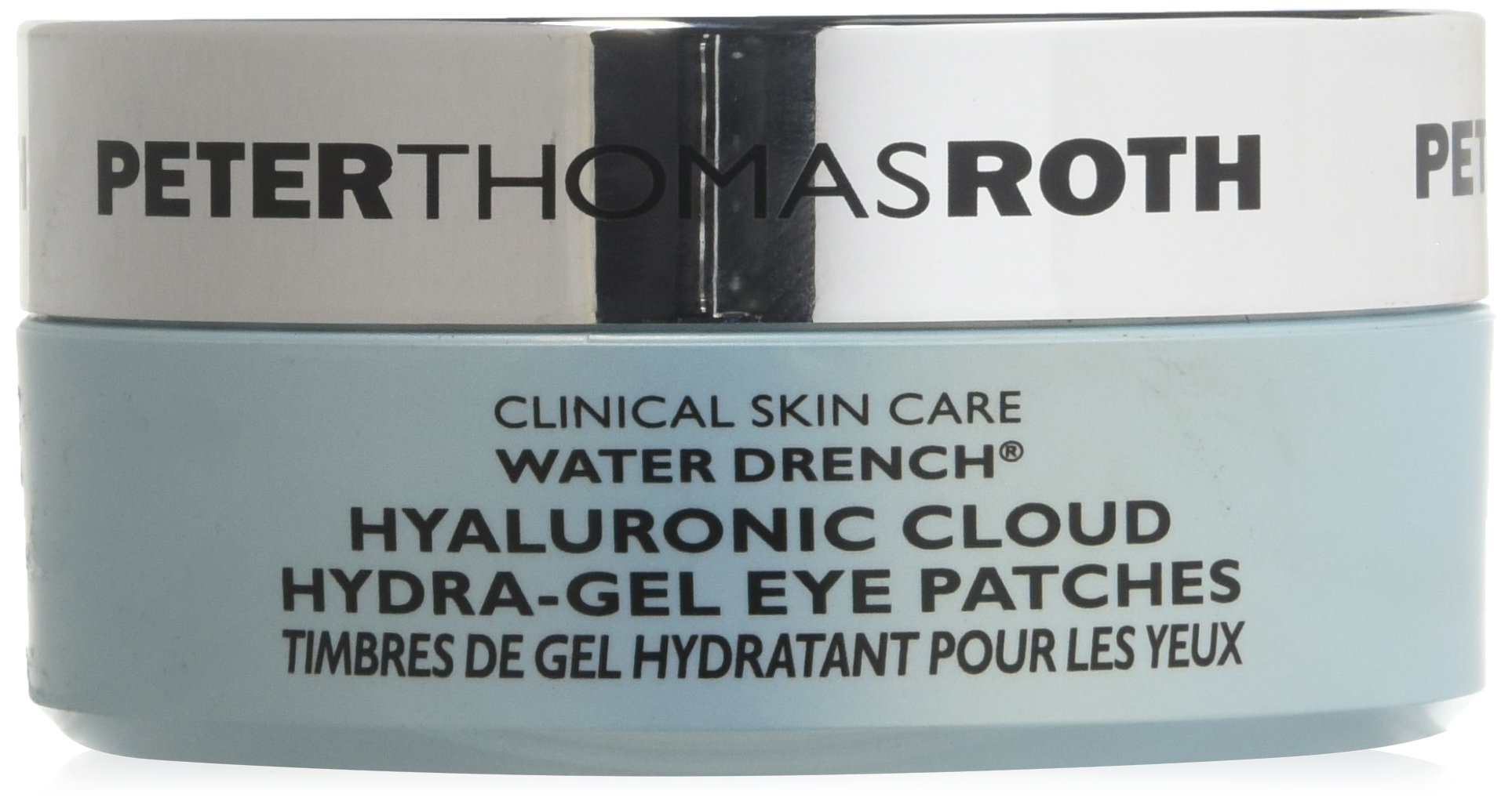 Peter Thomas Roth Water Drench Hydra-Gel Eye Patches, 60 Count