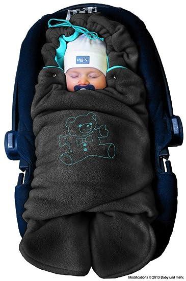 Byboom Baby Swaddling Wrap Car Seat And Pram