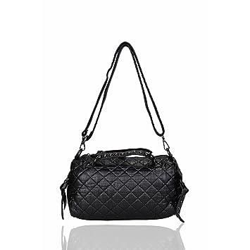 dcdb3dc1d1d Medium Crossbody Bag Women Messenger Bags Shoulder Handbags Large Capacity  Bags Ultra Soft Washed Leather Bag