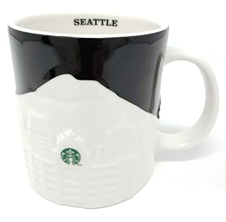 Review Starbucks Seattle Relief Mug,