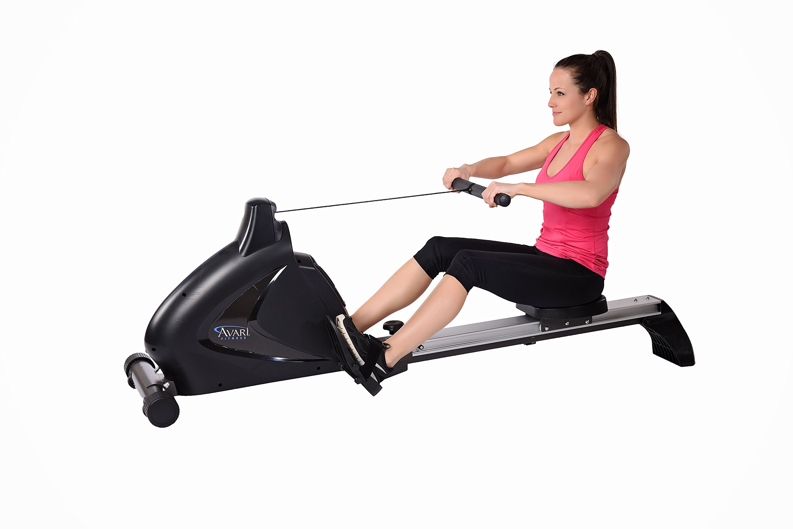 Stamina Avari Programmable Magnetic Exercise Rower by Avari (Image #3)