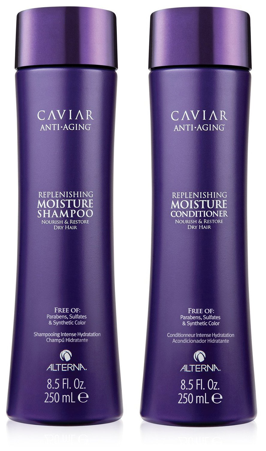 alterna caviar shampoo & conditioner 60515-60615
