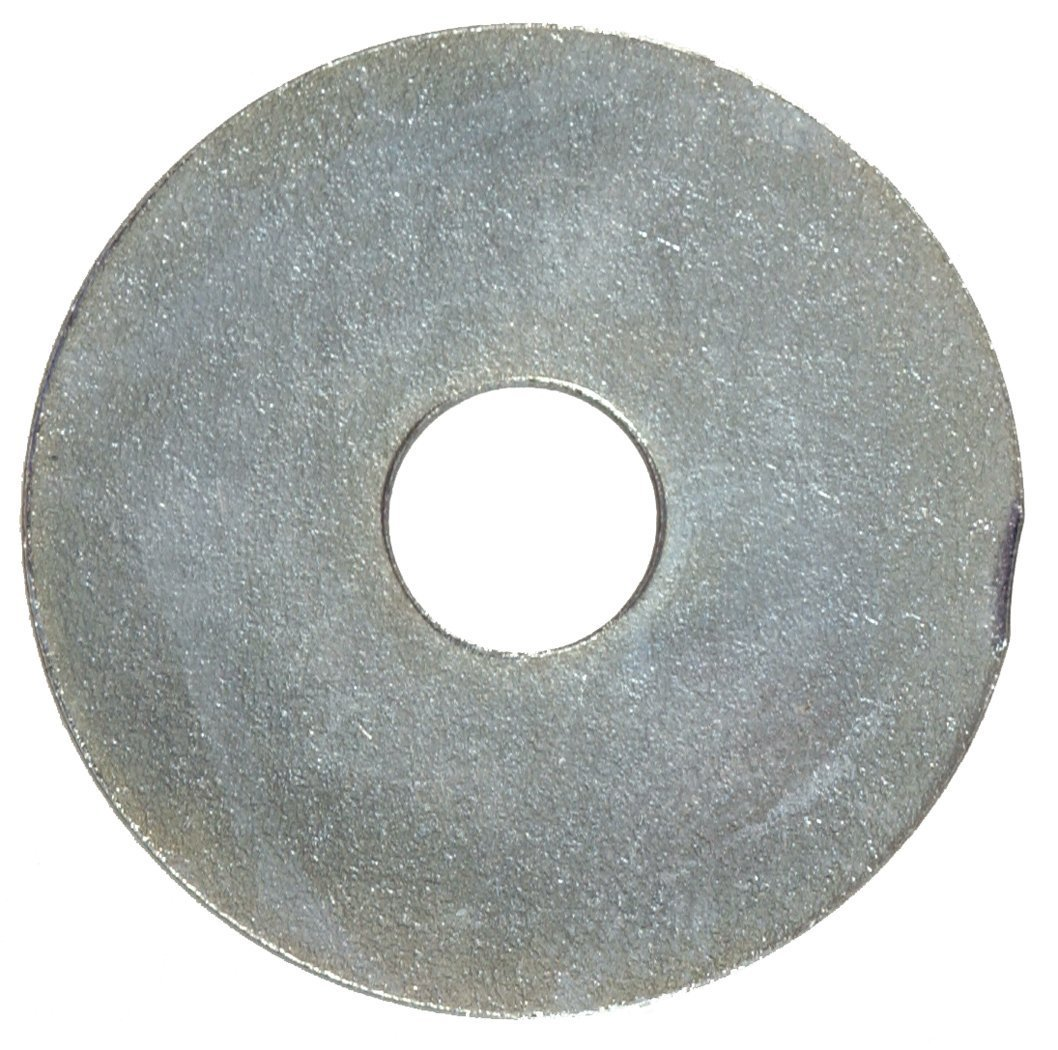 The Hillman Group 35012 Fender Washer, 1/8 x 1-Inch (2 Packs of 30)
