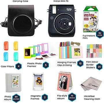 Rand's Camera Instax Mini 70 - Black product image 10