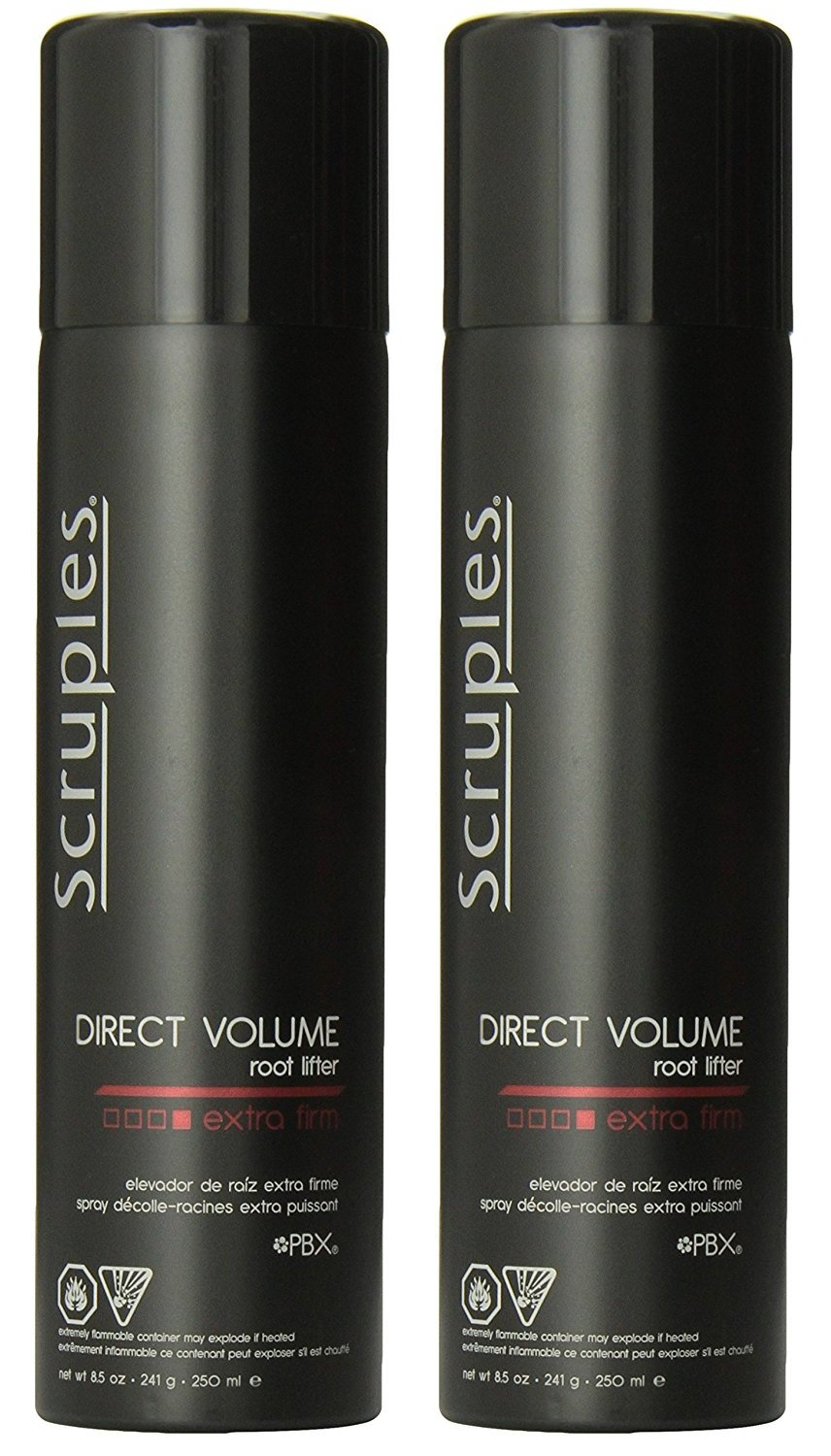 Scruples Direct Volume Root Lifter Extra Firm, 8.5 oz (Set of 2)