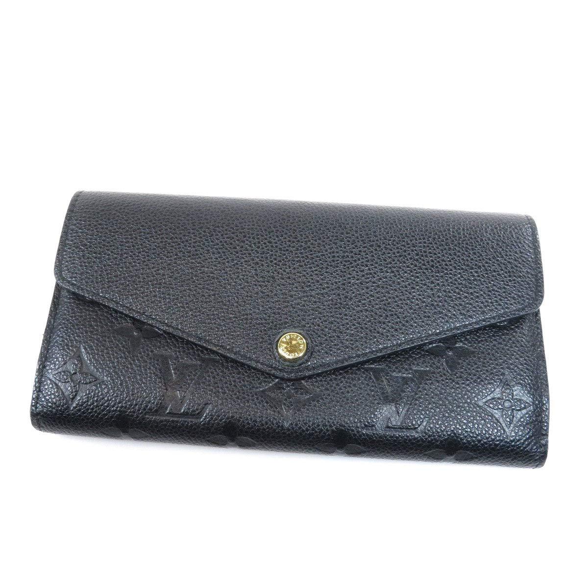 [ルイヴィトン]ポルトフォイユサラ 長財布(小銭入れあり) アンプラント レディース (中古) B07KPV4CRK