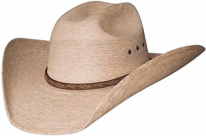 9f4174b7ad5 Montecarlo   Bullhide Hats - JASON - 10X Palm Leaf Straw Western ...