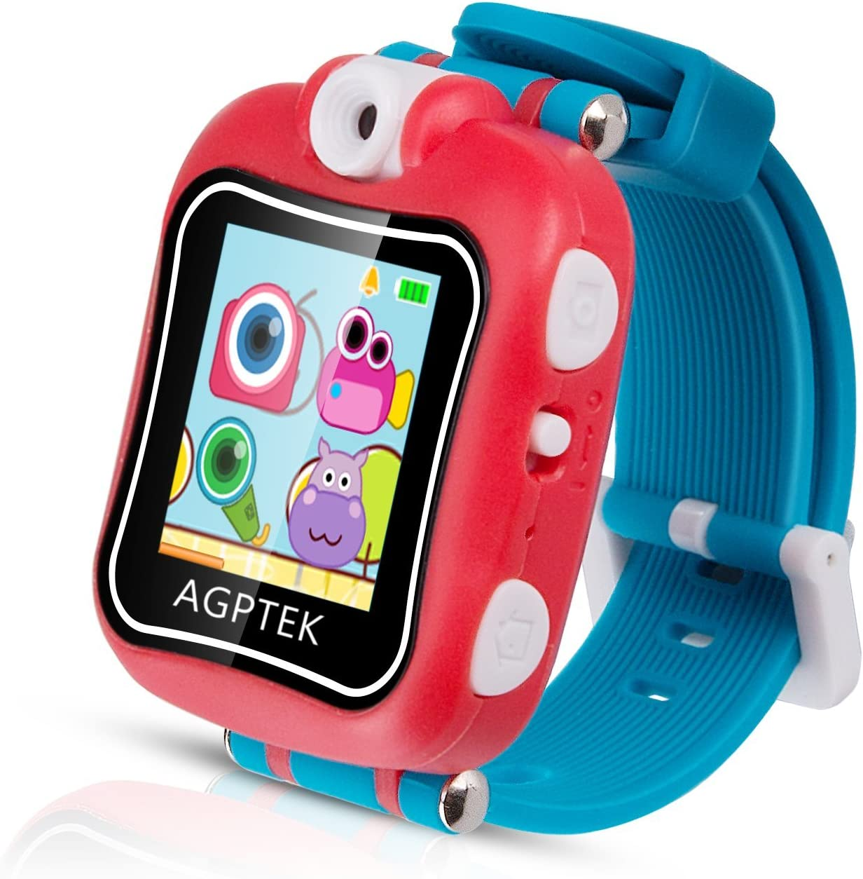 AGPTEK Smartwatch para Niños 4-9 Años, Reloj Táctil Multifunción ...