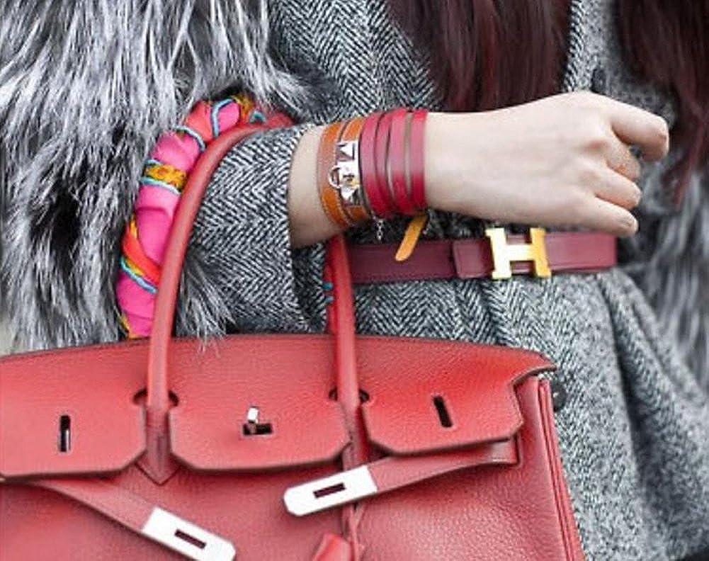 U2BUY Modern Silk Ribbon Decoration Beautiful Bag Handle Hairbands Neck Scarf