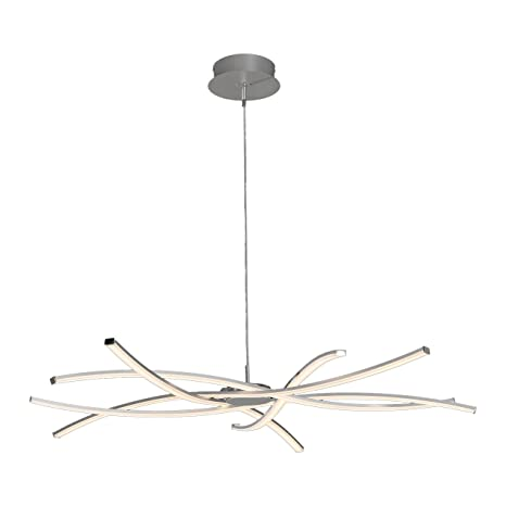Mantra - Aire LED- Lampara Ø104cm Dimmable.: Amazon.es ...