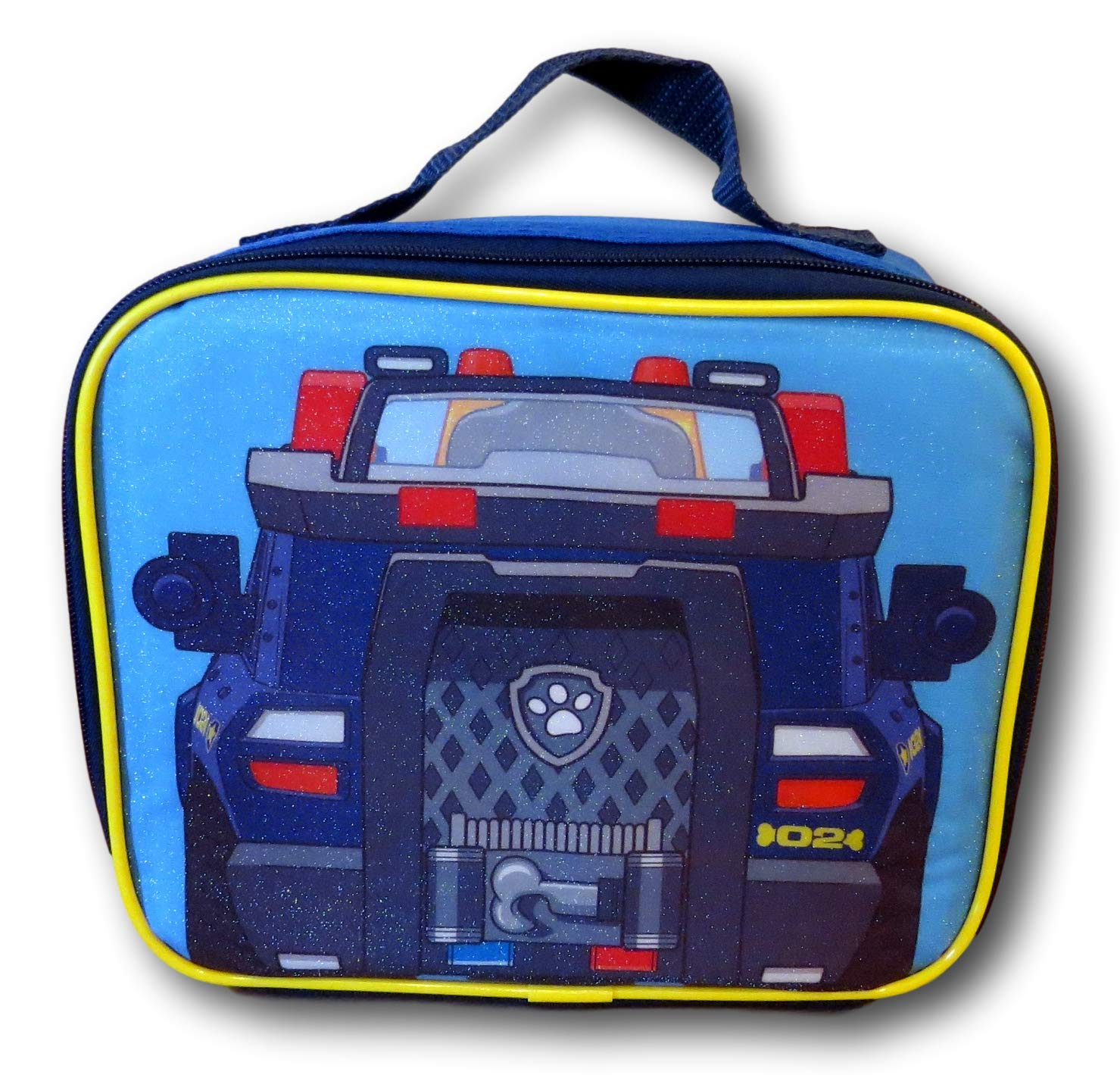 Paw Patrol Boys Backpack and Lunch Box Set