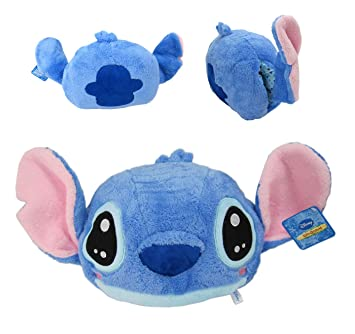 Large Stitch Face Cojin - Lilo and Stitch Face Almohada ...