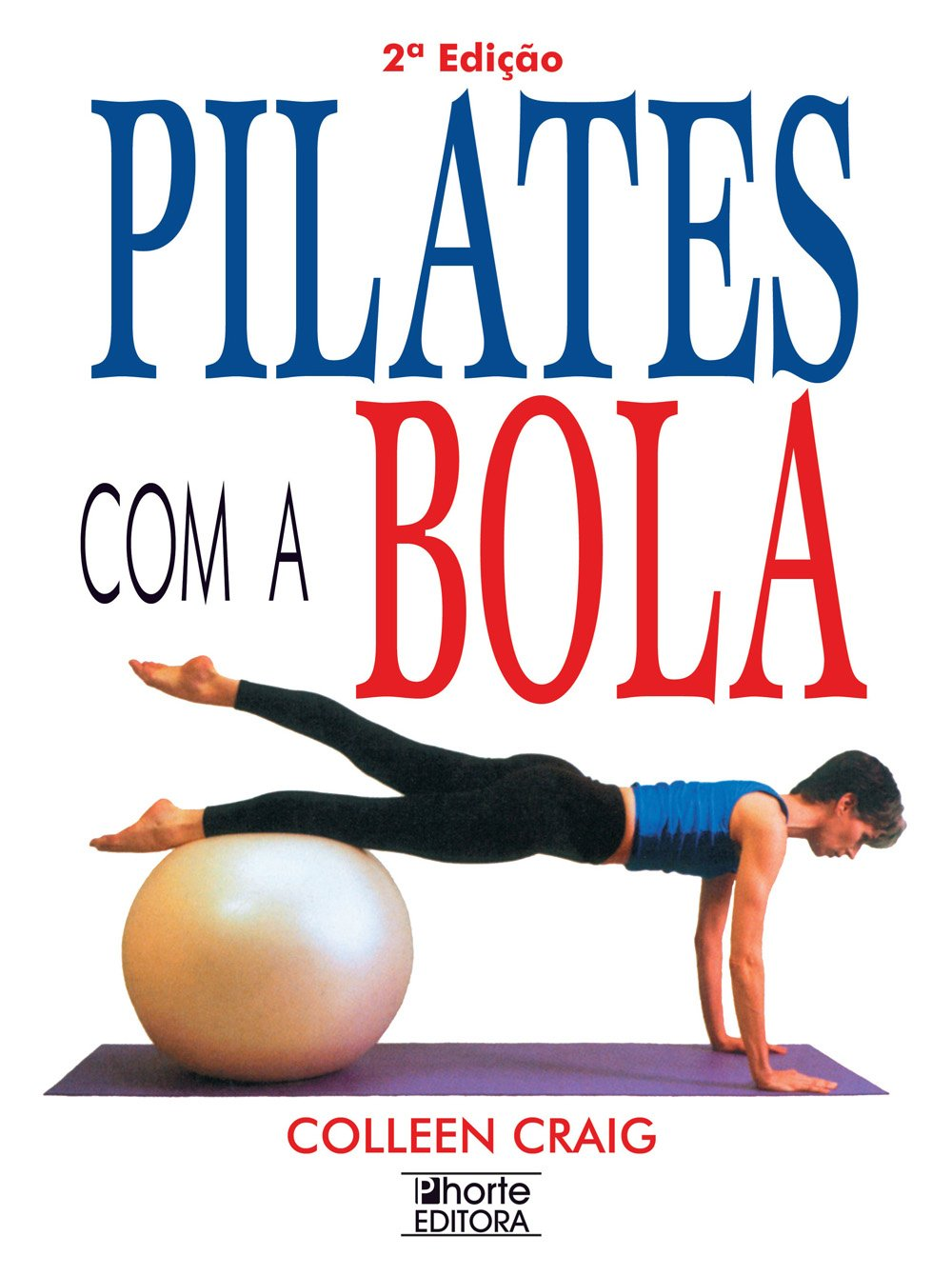 Pilates Com a Bola pdf epub