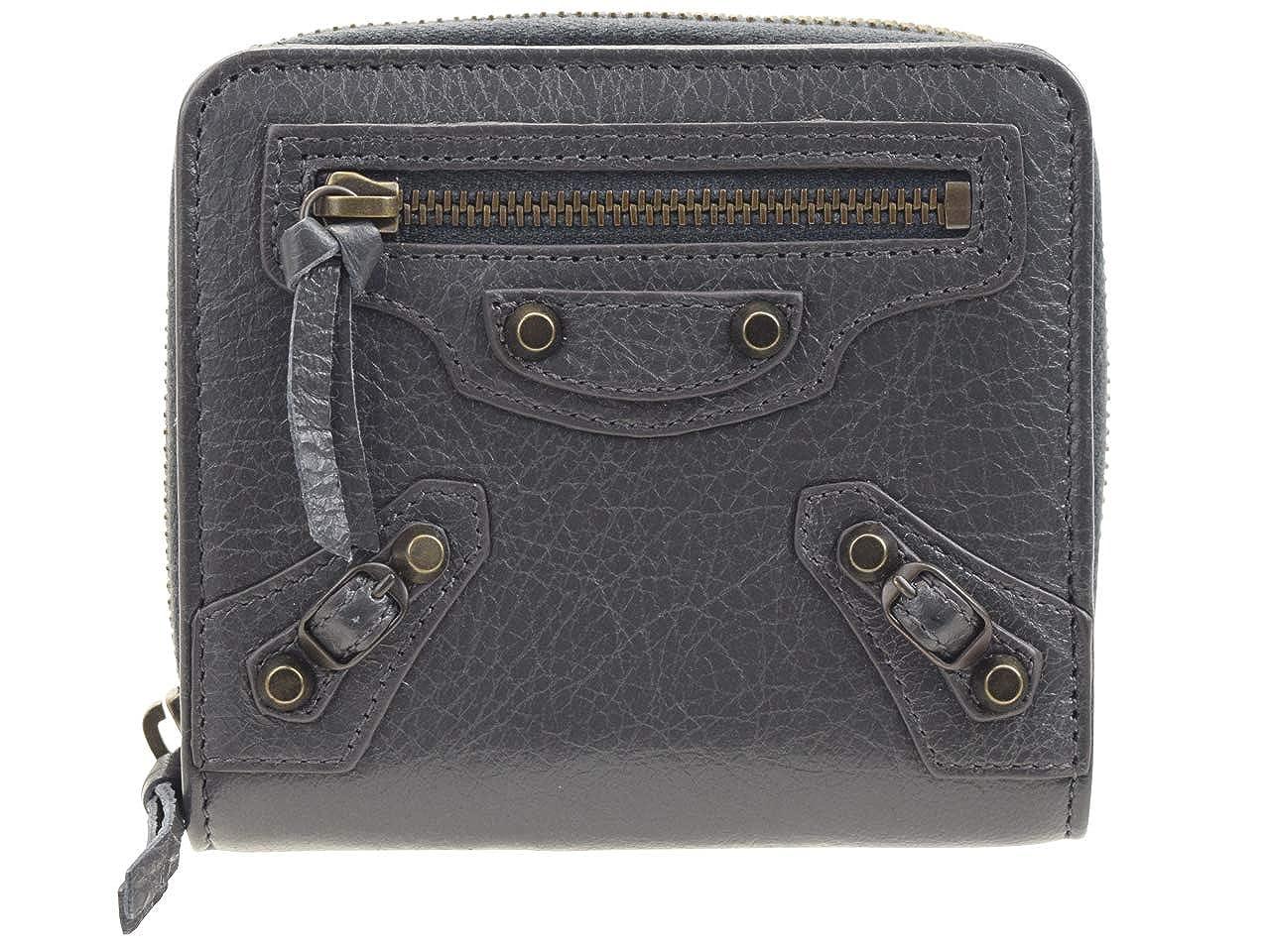 [バレンシアガ] BALENCIAGA 財布 折財布 二つ折り アウトレット 310699 [並行輸入品] B07Q85HMDZ