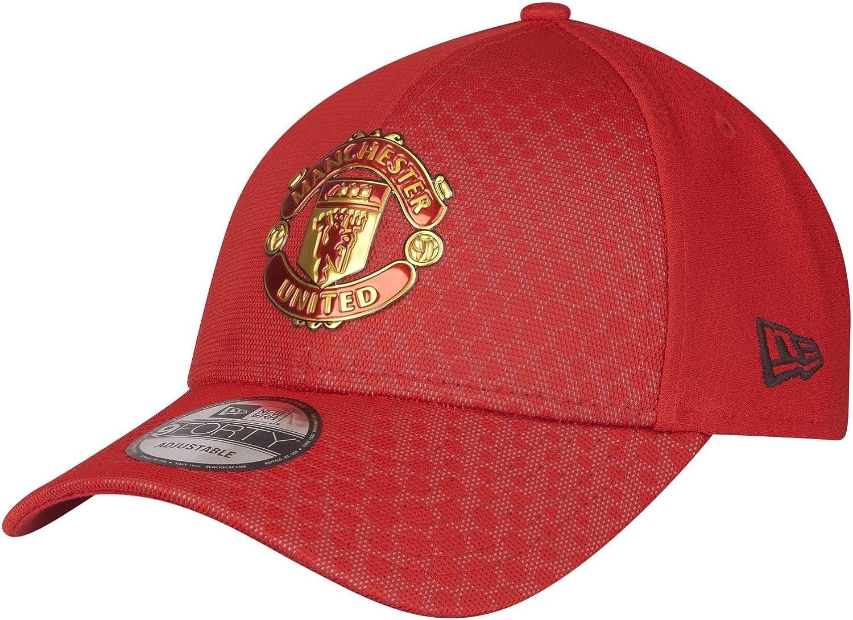 New Era Manchester United FA2019 940 Shadowtech Perf Cap
