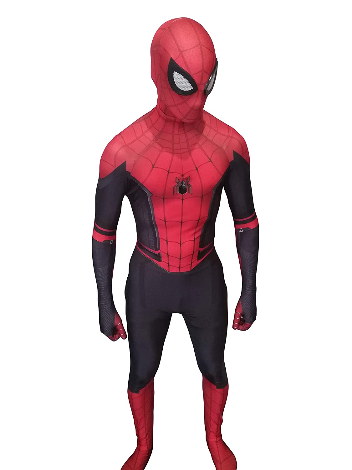 86acf9dac8d CosplayLife Halloween Cosplay Costume Homecoming Far from Home Iron Spider  Adult / Kids Lycra Spandex Zentai